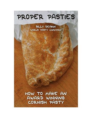 Proper Pasties Kickstarter Campaign